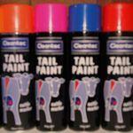 Tailpaint tins