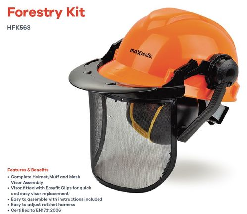 Forestry kit